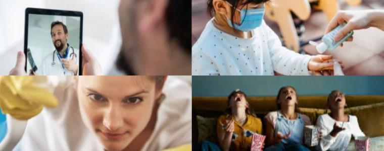 Covid-19: los 4 pilares de comunicación en tiempos de pandemia