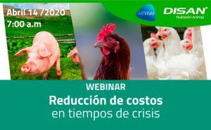 <b>Reducción de costos</b> en tiempos de crisis